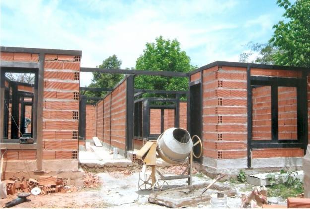 Obra a empadronar municipalidad de ensenada for Planos de construccion de casas