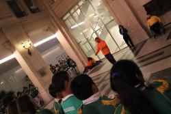 10 07 2015 Visita de la banda Municipal al Centro Cultural Néstor Kirchner (15)
